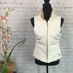 Kenneth Cole Reversible Vest Small